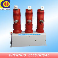 Capacitor bank ZN3A telemecanique magnetic contactor