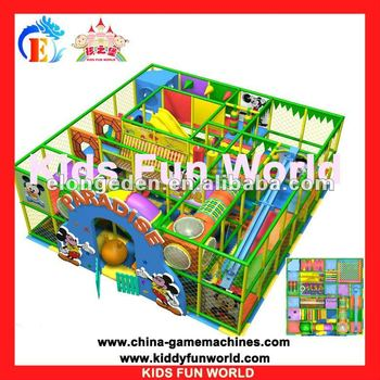 Naughty Castle softplay