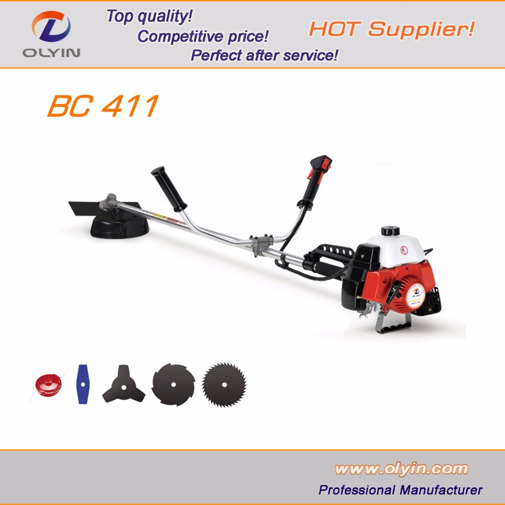 2017 New products bush cutting machines machine for cut grass garden multi tools brush cutter