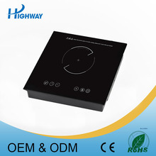 500w battery lowest powered induction cooker for food warmer metal housing