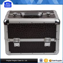 Top sale cheap price hot factory directly fashion acrylic aluminum cosmetic case