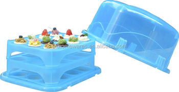 Cupcake Courier 36-Cupcake Plastic Storage Container