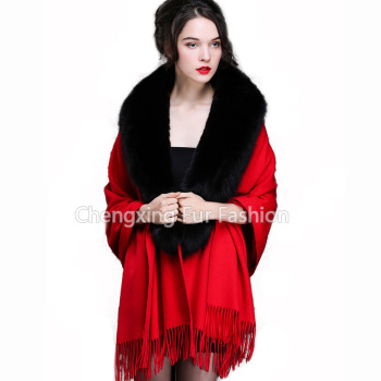 CX-B-P-18A Ladies Latest Wool & Cashmere Shawls and Scarves Pashmina