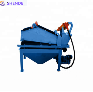High Efficiency Sand Recovery Equipment Fine Sand Recycling Machine for Sale