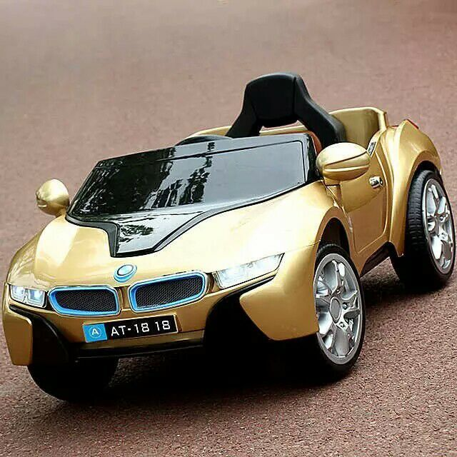 Toy Cars For 9 Year Olds : New power wheels volt kids ride on car with r c big