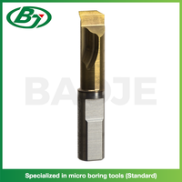 TA TiN or TiAIN coated baoje micro boring turning tool