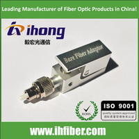 Fiber Optic Bare Adapter FC Type