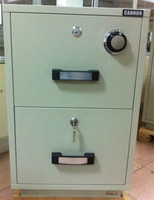 Powder coated metal fireproof bio safety cabinet
