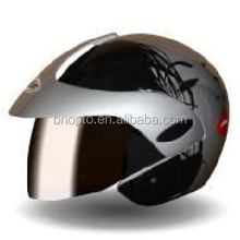 Half face motorcycle helmet for scooter