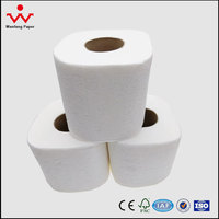 OEM 100% virgin wood purple jumbo roll toilet paper roll paper serviette