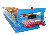 metal sheet roof panel forming machine, roof panel roll forming,roof roll forming machine