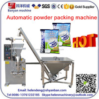 YB-150F Pouch,Bags,Film Packaging Type and Mechanical Driven Type powder packaging machine