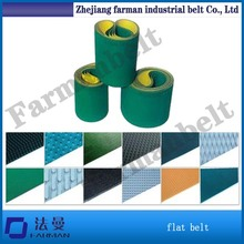 Flat Belt 2mm Pu Timing flat Belt Industrial Flat Belt,Galvanlized Steel Cord Jointed Belt,Conveyor Belt