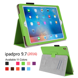 Amazon tan style stand cover for iPad pro leather case with document holder