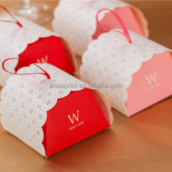2016 wedding gift candy box & wedding favor candy boxes