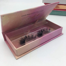 Wholesale 3d real mink strip eyelashes Natural mink fur lashes siberian mink lashes extensions with logo and custom packaging
