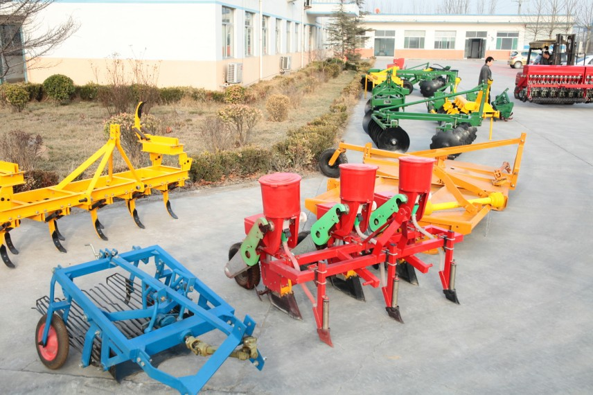Combine soil tilling machine made in china