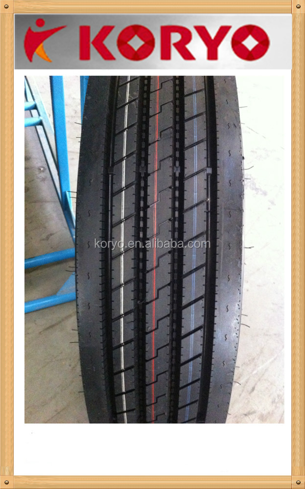long march truck tyre 315/60R22.5 with EU labeling