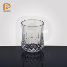 Crystal Diamond stone glass/Fashion hand-cut crystal whiskey glass/whisky glass cup