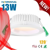 2014 Taibei lighting show LED Twistable Downlight