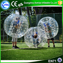 Promotional Price Tpu/Pvc /1.5m Cheap Bumper Ball Inflatable Ball