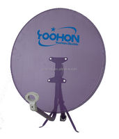 KU Band 60cm Mesh Satellite Dish 60KU-VII