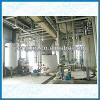 Hign quality walnut oil refinery equipment with ISO