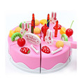 ICTI certificated custom made educational toys birthday cake sets