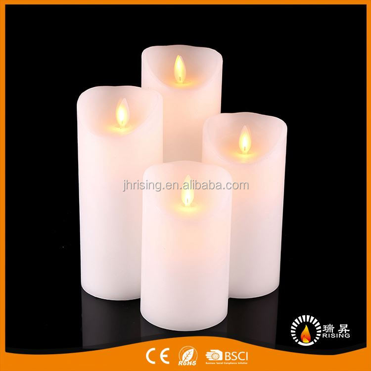 New arrival OEM quality flameless led candle in many styles