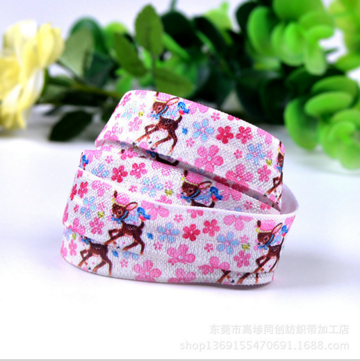 custom printed elastic bands for boxer shorts