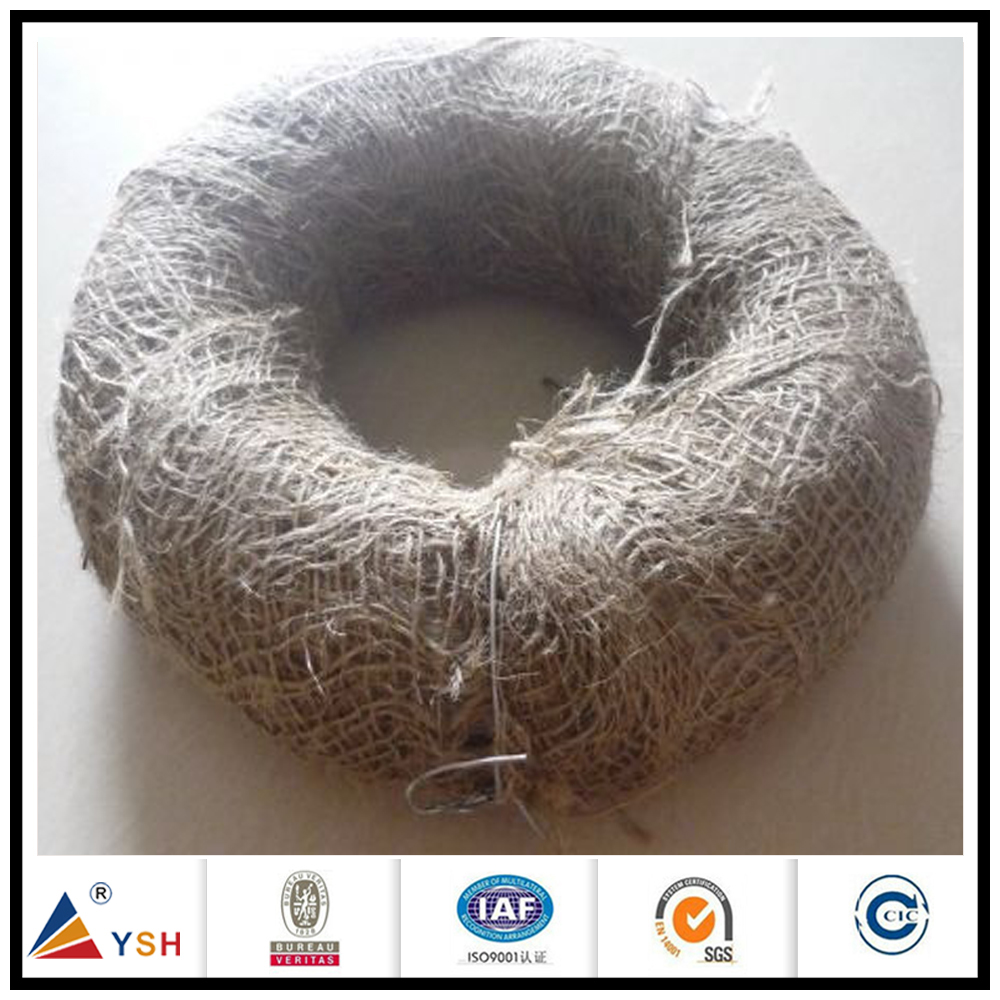 18 Gauge Twisted Black Annealed Wire