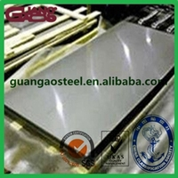 Chinese well-known supplier embossed 316l stainless steel plate metal products affordable price top quality