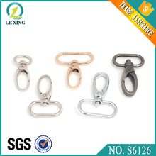 hotsale bag parts small spring purse hook in bulk