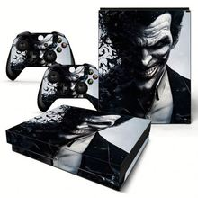 Popular Diy Games Skin Decal Vinyl For Xbox One X Sticker Console Skin