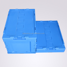 High Quality Industrial Logistic Collapsible Foldable Storage Bin Plastic Storage Box