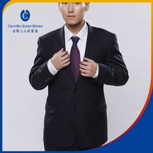Professional formal slim fit blazer suit for male