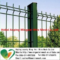 Best Selling New Type 3 Folds Welded Mesh Fence