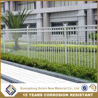 China Supplied Good Quality metal Galvanized steel sheep fencing for garden