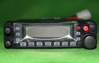 VHF FM Transceiver 75watts Mobile Two way radios 200ch Car Radio Transceiver