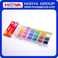 Wholesale for kids cube Chinese watercolor paints