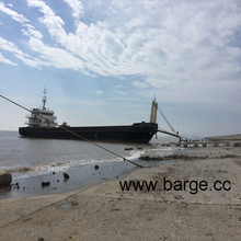 2270DWT self propelled barges for sale(YH0217)