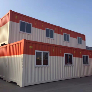 20ft container house for Liaoning Hongyanhe Nuclear Power Plant