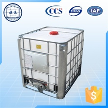 Product Warranty Zhenjiang Factory Price Chemical Storage Ibc Tanks 1000 Liter for Sale