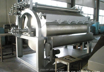the best sell full stainless steel wastewater treatment industry rolling scratch board drier