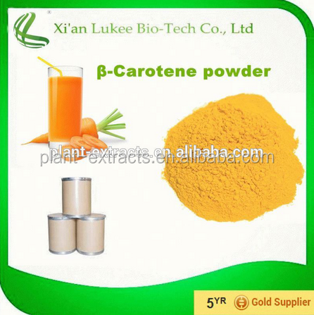 Plant extract Carrot Powder Extract Carrot Extract Powder rich Beta carotene Healthcare Products