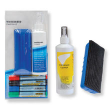 Whiteboard Spray Kit Stift Reiniger