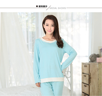 eco friednly 100%cotton customize korean maternity fashion AK261