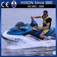 CE approved factory direct 1400cc Hison remote remote control jet ski