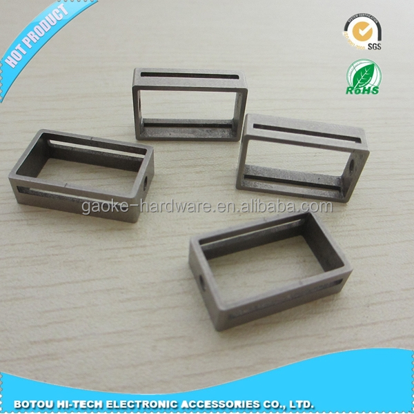 Precision kovar material frame for electronics, kovar ring, kovar circle