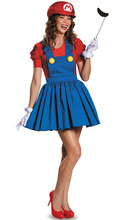 YIWU Caddy SDFS-182 Wholesale Newest Fashion Super Mario halloween Costume